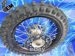 KTM Complete Rear Excel wheel kit oem rim 18in Black 125 200 250 400 450 500 530
