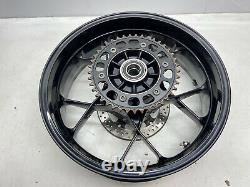 KTM DUKE 790 2018-2020 Complete Front and Rear Wheels Sprocket Spindle