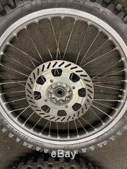 Kx 250 1989 Wheel Set Wheels Rim Complete Kx 125 Kx 500