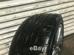 Lexus Oem Gs300 Gs400 Gs430 Wheel Rim And Tire 235 45 17 17 Inch Chrome 98-05 3