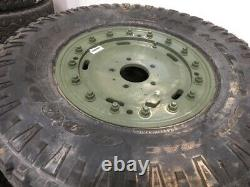M1161 M1163 Growler Complete Tire Rim Wheel Assembly