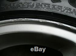 MINI R50 R56 COMPLETE 4x WHEEL ALLOY RIM WITH TYRES 16 5-STAR BLASTER 103