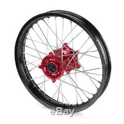 MX Wheel Completed 21 19 Supermoto Rim For Honda CRF 250L 2013 14 15 2017