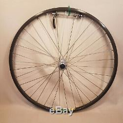 Mavic MA-40 36H Rim Shimano DeoreXT M-730 Complete 26 ATB Front Wheel (Used)
