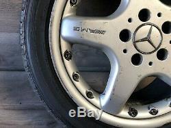 Mercedes Benz Oem Clk55 Clk430 C230 C240 Amg Wheel Rim And Tire 225 45 17 Inch 2