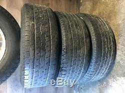 Mercedes Benz Oem Gl450 Ml350 Ml500 Front Rear Set Rim Wheel And Tire 18 Inch
