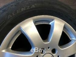 Mercedes Benz Oem W251 R350 R500 R63 Front Rear Wheel Rim And Tire 17 Inch Set