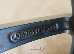 Mercedes FULL SET COMPLETE 18 AMG C CLASS C63 Alloy Wheels A2054011500