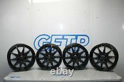 Motegi Racing Mr217 18x8 5x114.3 Et 38 Set Of 4 Complete Set Wheels Rim Wheel