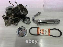 Moteur complet pour mobylette motobecane MBK51 av7-av10