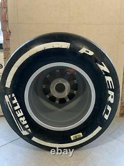 NEW Genuine Formula 1 F1 Oz Racing 13 Complete Wheel Rim Tire Slick FIA
