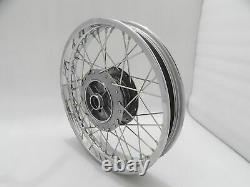 New Royal Enfield Classic C5 Uce 18 Complete Rear Wheel Rim
