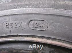 Nissan Almera II 2 Complete Wheels Steel Rims all Season Tyres Steel Wheels