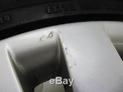 Original Audi S6 A6 4F A8 4E 19 Aluminium Rim 9x19 4F0601025BP Complete Wheel