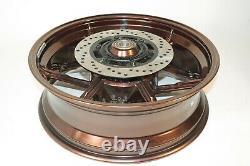 Pair Wheels Complete Discs For Ducati Scrambler 50221951AA 50122201AA