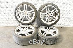 Porsche Carrera Boxster Complete Wheel Tire Rim Set R19 19 INCH