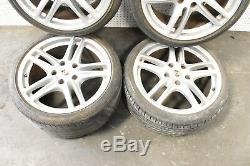 Porsche PANAMERA Complete Wheel Tire Rim Set R19 19 INCH