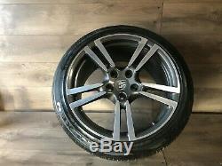 Porsche Panamera Oem Rear Wheel Rim And Tire 275 40 20 Inch 20 20x11 2010-2016