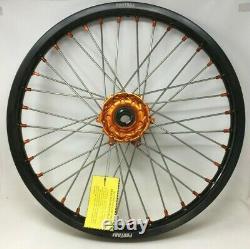ProTrax Complete Rear Wheel Rim 21 J21X1.60 36H DOT 04/19