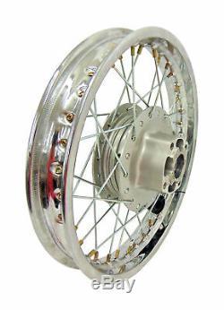 Rear 2002-UP Yamaha TTR125 TTR 125 Wheel Rim Hub Laced Complete Wheel 14 inch