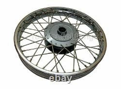Royal Enfield Complete 19 inches Front & Rear Wheel