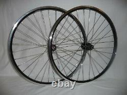 Ryde Zac 19 26 rim brake MTB wheels with Novatec hubs. Also for 26 hybrid bike