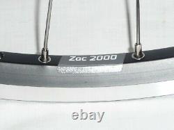 Ryde Zac 2000 26 rim brake MTB wheels with Novatec hubs. Also for 26 Hybrid
