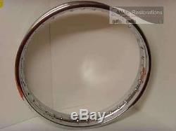 Stainless Steel Wheel + spoke kit BSA B31 A7 A10 complete wheel rim + spokes