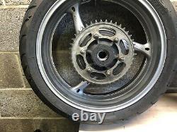 Suzuki GSXR 600 L1-L6 2011-2016 Complete Set Of Wheels Rims Front Rear GSXR 750