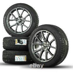 Tesla 18 inch rims Model 3 Aero winter tires winter complete wheels alloy