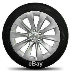 Tesla 20 inch Model X rims winter complete wheels winter tires winter wheels NEW