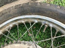 Triumph Conical Rear Wheel Rim Complete