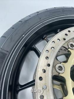 Triumph tiger 1050 2007-2012 Front Rim Front Wheel, Complete With Discs