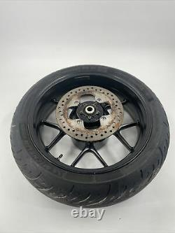 Triumph tiger 1050 2007-2012 Rear Rim Rear Wheel, Complete With Disc & Cush
