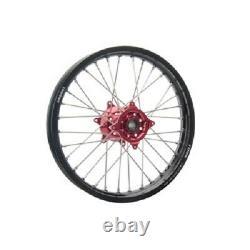 Tusk Complete 18 Rear Wheel HONDA CR125R CR250R CRF250R CRF450R CRF250X CRF450X