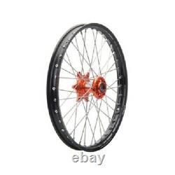 Tusk Complete Front Wheel 17x1.40 KTM 85 SX HUSQVARNA TC 85 2014-2018 front rim