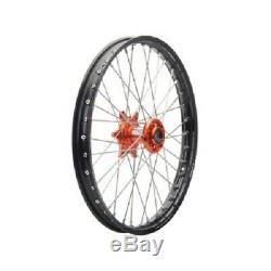Tusk Complete Front Wheel 19x1.40 KTM 85 SX HUSQVARNA TC 85 2014-2018 front rim