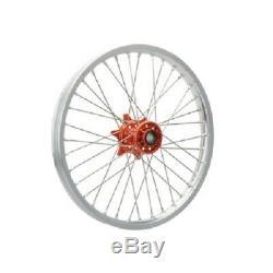 Tusk Complete Front Wheel 21 HUSQVARNA KTM 125 150 250 300 350 450 530 rim