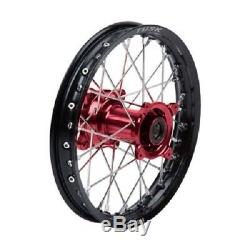 Tusk Complete Rear Wheel 14x1.60 HONDA CRF150R 2007-2018 rear rim