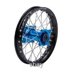 Tusk Complete Rear Wheel 14x1.60 YAMAHA YZ80 YZ85 SUZUKI RM80 RM85 RM85L