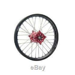 Tusk Complete Rear Wheel 18 CRF450R CRF450RX 2013-2018 CRF250R 2014-2018 rim