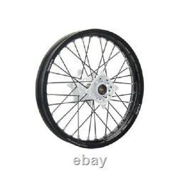 Tusk Complete Rear Wheel 19 CRF450R CRF450RX 2013-2018 CRF250R 2014-2018 rim