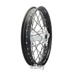 Tusk Complete Rear Wheel 19 HUSQVARNA KTM 125 150 250 300 350 450 530 rear rim