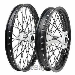 Tusk Impact Complete Front and Rear Wheel for KTM 450/350/250 EXC/SXF