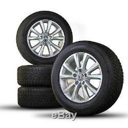 VW Touareg 7P 18 inch winter complete wheels winter wheels winter tires Karakum