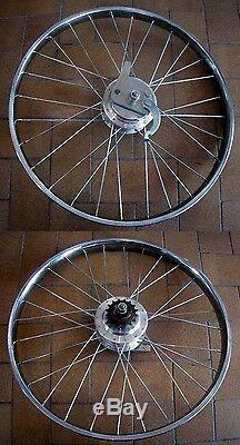 Wheel Complete Rear / Rim Ring 16 Inch (New) SOLEX VeloSolex 5000
