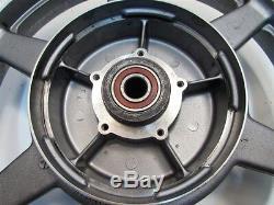 Wheel Rear Mag Rim Hub Gl1500se Gl1500i Gl1500a Goldwing 91-00 92 93 94 95 96 97