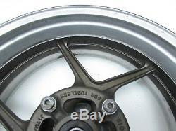 Wheel Rear Mag Rim Hub ZX10R ZX100D Ninja 06-10 07 08 09 Kawasaki 41073-0081-R2