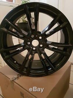 X1 Genuine BMW 20 Alloy Wheel! BMW M3 M4 completion black pack 9.5j