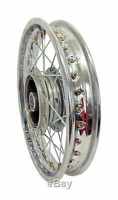 Yamaha 2002-Up TTR125 TTR 125 Rear Wheel Rim Hub 14 Inch Complete Wheel